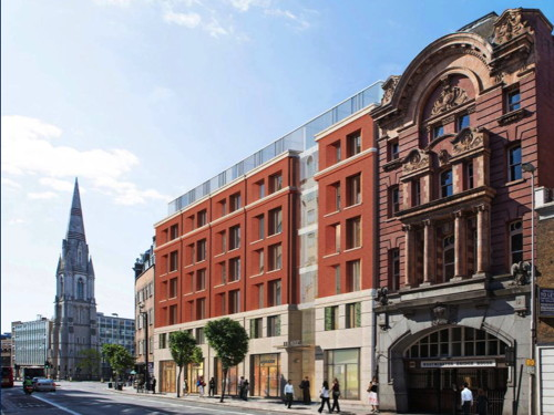 Marlin Apartments wins approval for 'flagship' Waterloo apart-hotel