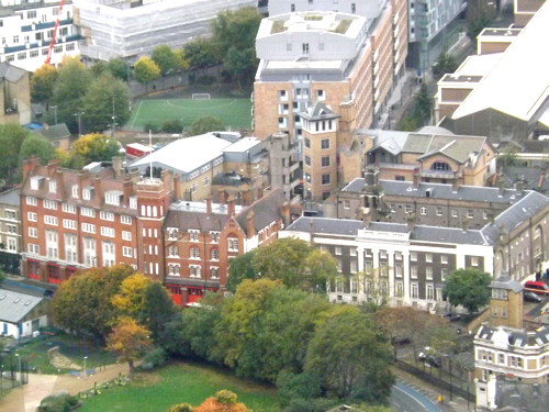 Southwark Fire Station and training centre could host free school