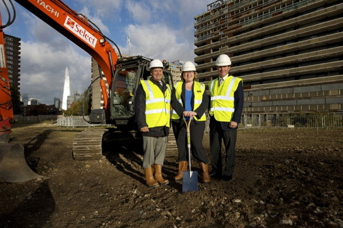 Tribeca Square: work starts on New Kent Road homes, cinema & supermarket