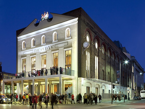 Revealed: the new face of The Old Vic