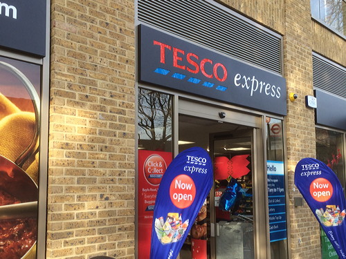 Tesco Express Baylis Road