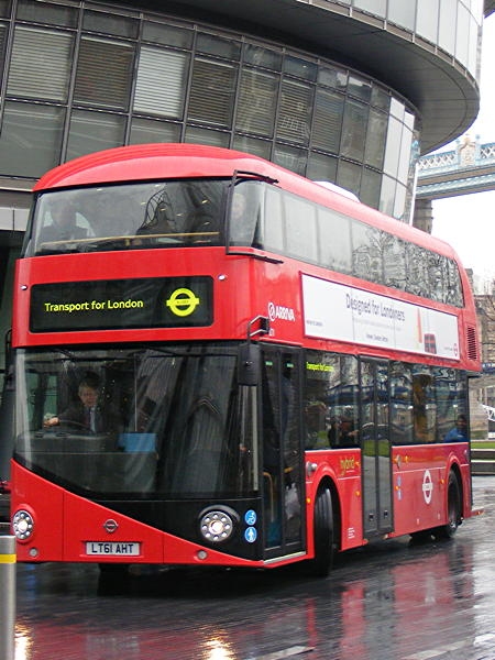 Boris's 'New Routemaster' buses coming to route 148