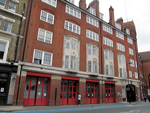 Southwark Fire Station closure: councils' high court challenge fails