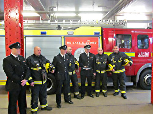 Southwark Fire Station closes after 135 years