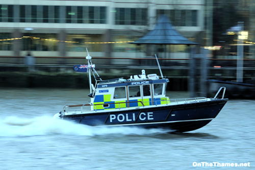 Pensioner falls into Thames from Waterloo Bridge: police appeal for witnesses