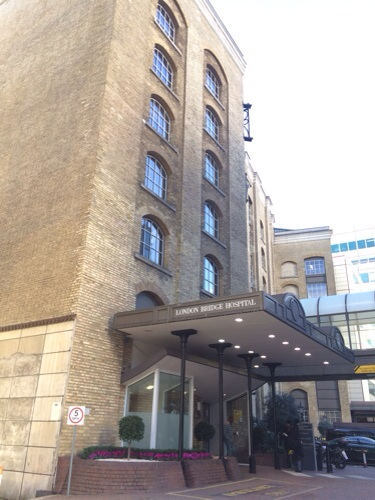 Competition Commission urges HCA to sell London Bridge Hospital