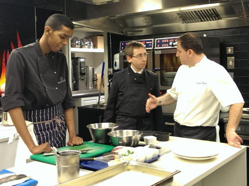 London Assembly chooses Brigade restaurant for launch of apprenticeships probe