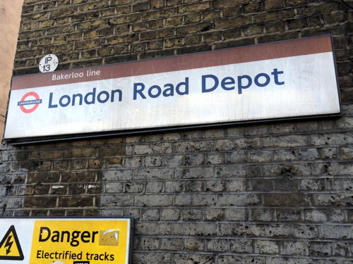 TfL wants 'landmark' development at London Road Bakerloo line depot