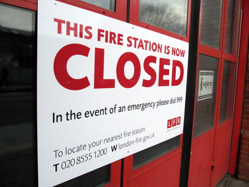 Southwark Fire Station and training centre to go up for sale in March