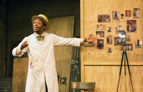 Sizwe Banzi Is Dead at the Young Vic