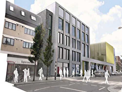 LeSoCo wins go-ahead for Waterloo campus revamp and new homes