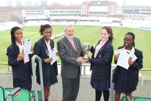 SE1 schoolgirls reach finals of Young Consumers competition