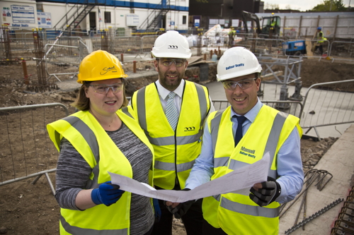 Work starts on new council homes in Willow Walk
