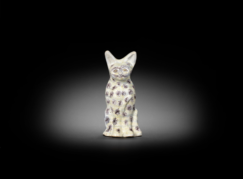 Southwark delftware cats to go under the hammer in pottery sale