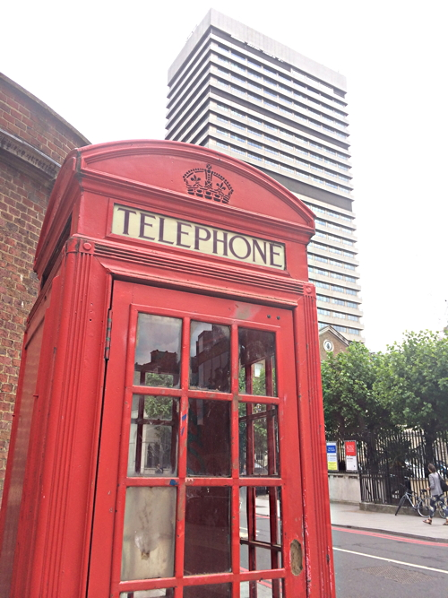 Phone box to become SE1's smallest coffee shop