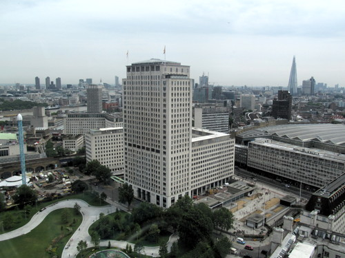 Boris deputy: Shell Centre scheme will affect Westminster heritage
