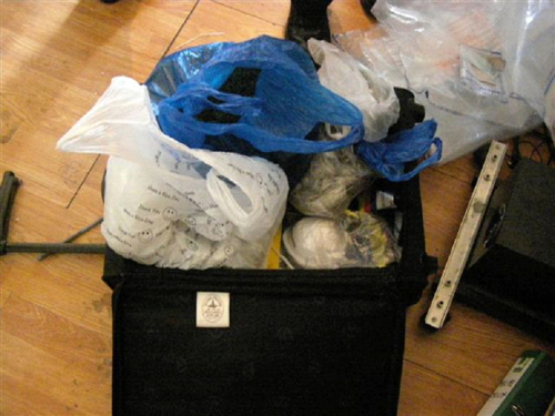 Three arrested in drugs raid at Elephant & Castle