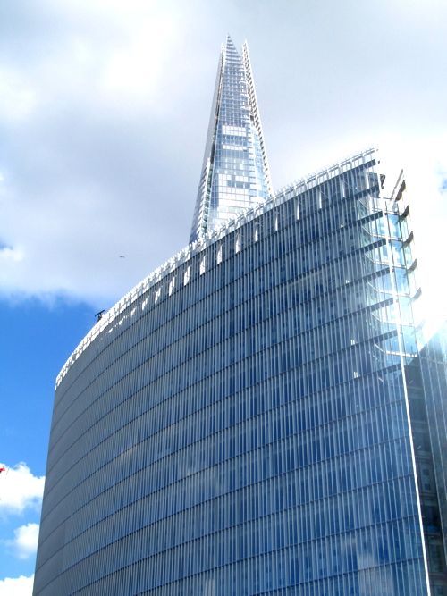 The News Building: Murdoch renames the Baby Shard