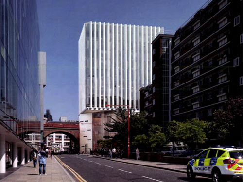 14-storey 'Music Box' tower on Union Street approved