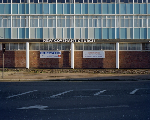 Sunday Service: photographing Southwark's black majority churches