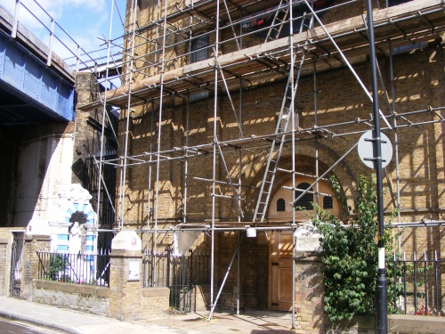 Listed building status for Precious Blood Church