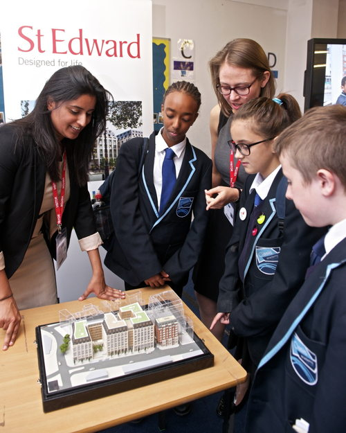 Waterloo schoolchildren to get crash course in property industry