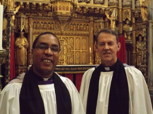 Southwark Cathedral installs new canon and minor canons