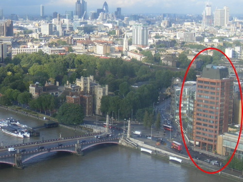 Go-ahead for Westminster Tower conversion