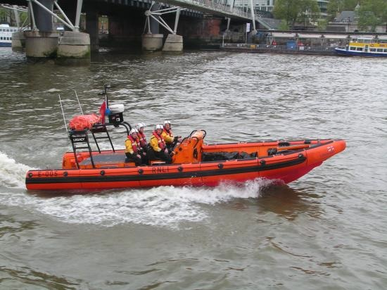 Two dramatic weekend rescues by Waterloo's RNLI lifeboats