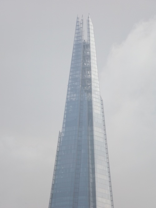 Tiffany moves to The Shard