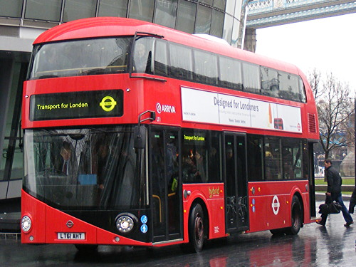 'New Routemaster' buses coming to route 453
