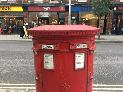Postboxes sealed up after keys go missing