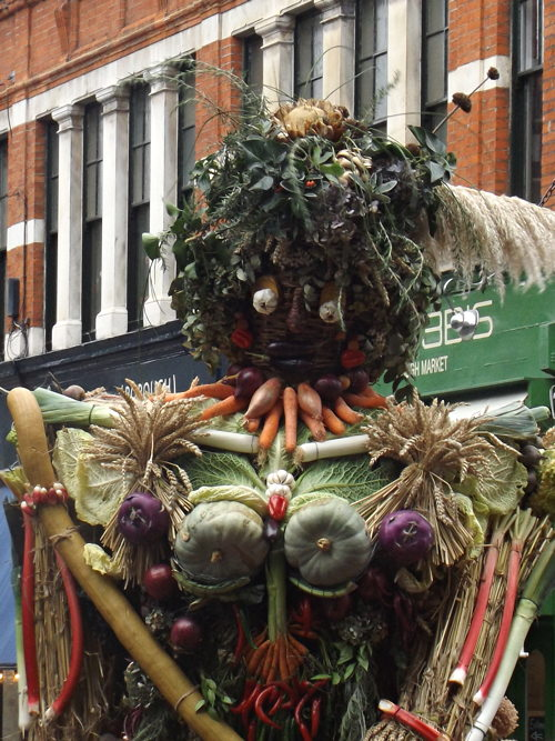 'Real' Apple Store turns heads at Borough Market autumn celebration