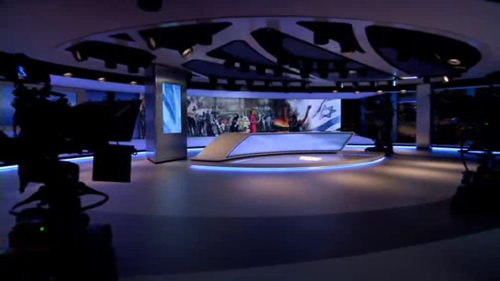 Al Jazeera English opens new studio at The Shard