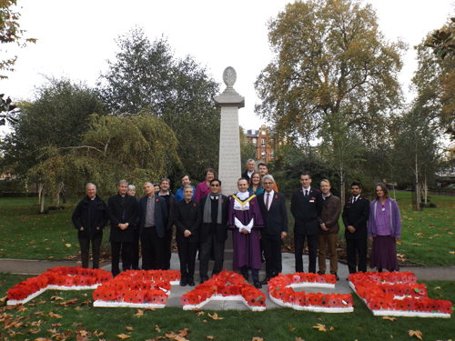 Bomb scare at IWM mars local Armistice Day events
