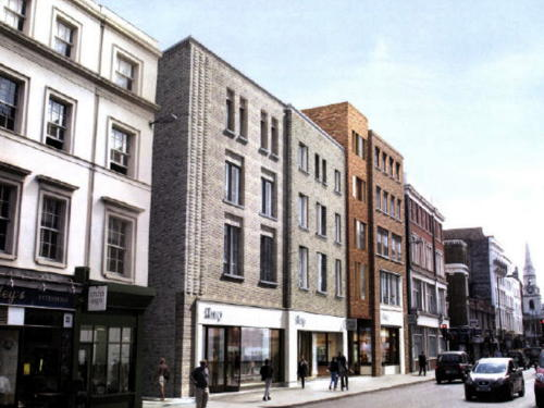 Tesco Express to join Premier Inn in Borough High Street