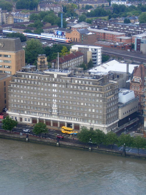London Fire Brigade could move HQ back to Albert Embankment