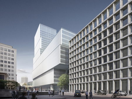 Betty Boothroyd criticises South Bank skyscraper 'frenzy'