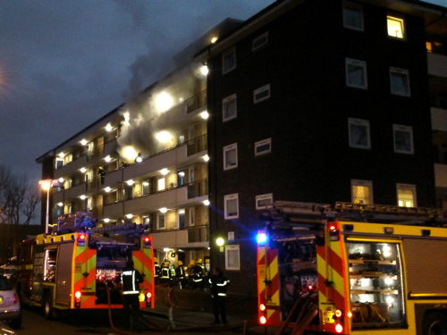 Warning over portable heaters after Bermondsey fire