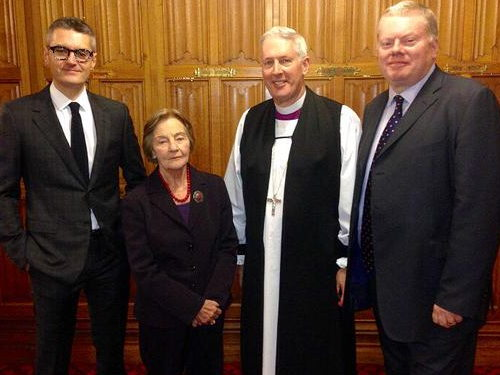 Bishop of Southwark joins House of Lords