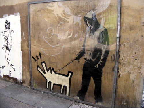 Future of Bermondsey's Banksy in the balance
