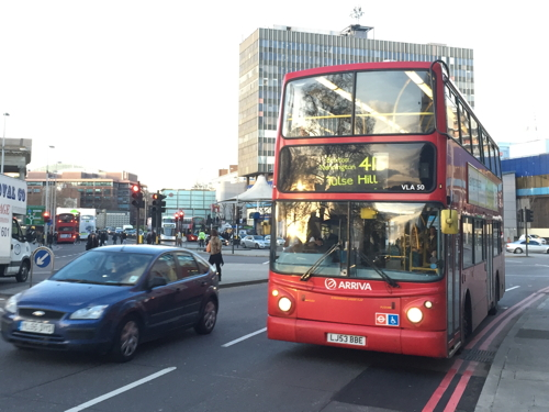 TfL confirms bus route 415 extension to Tesco Old Kent Road