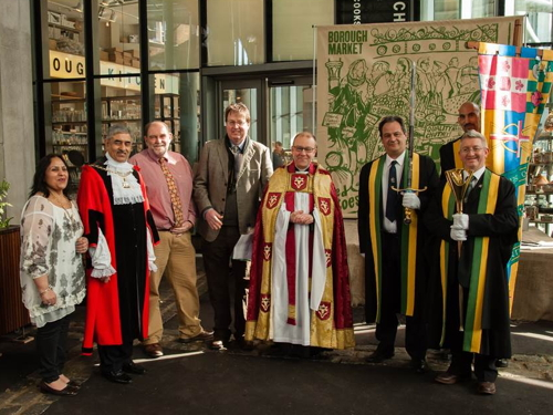 50 years of Southwark & Borough Market millennium celebrated