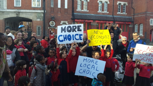 Boris forces sale of Southwark Fire Station for free school
