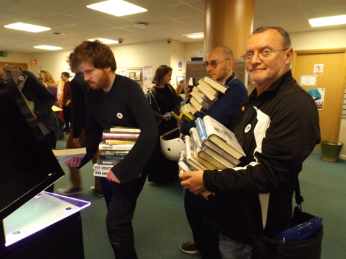 Big Borrow at Waterloo Library as closure consultation nears end