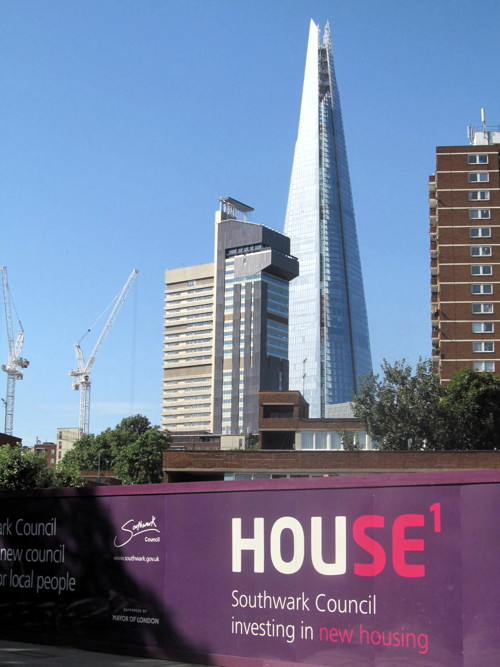 Tory policy would 'torpedo' Southwark's 11,000 new council homes