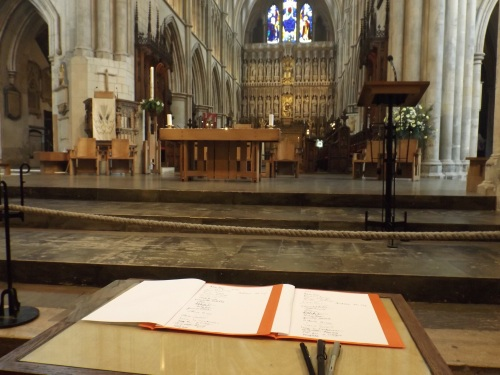 Southwark Cathedral confirms Rouen link