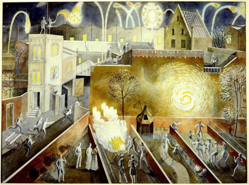 Eric Ravilious and Morley College remembered at Dulwich