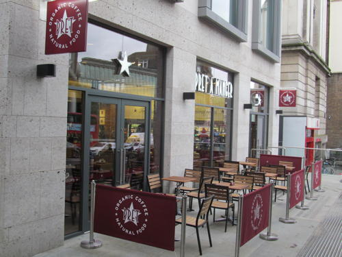 Roman bath house under Pret a Manger made a 'scheduled monument'