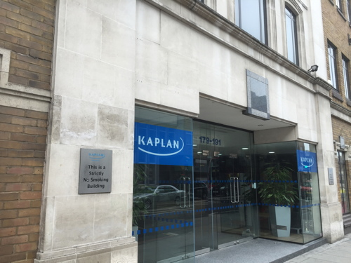 Kaplan to shut Borough High Street's Holborn College